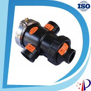 Shutoff Backwater Spool 3 Way Coupling Valve pictures & photos