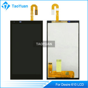 Mobile Phone Spare Parts for HTC Desire 610 LCD Screen Assembly