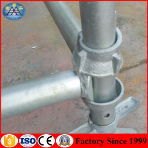 Heavy Duty Steel Cuplock Scaffolding for Building Construction pictures & photos