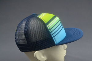 Kid Size Polyester Snapback Hat with Label Patch pictures & photos