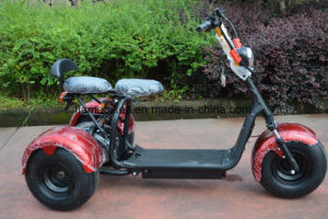Eelctric Harley Tricycle with 1000W 60V/20ah pictures & photos