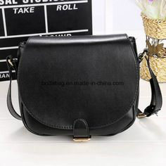 Sweet Women Leather Candy Color Satchel Cross Body Bag (BDMC021) pictures & photos