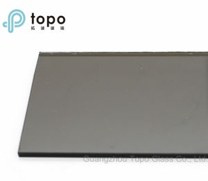 4mm-10mm Gray Coated Reflective Construction Flat Glass (R-G) pictures & photos