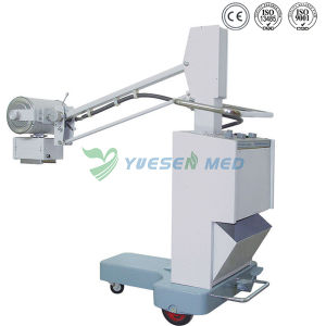 Ysx50m Medical 3kw 50mA Mobile Veterinary X-ray Machine pictures & photos