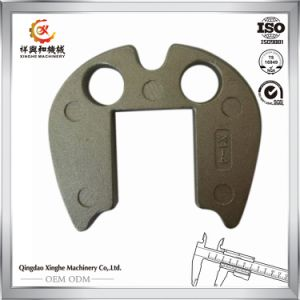 A380 Die Cast Base Weight Qingdao Foundry Dia Cast Aluminum with Blasting Finish pictures & photos