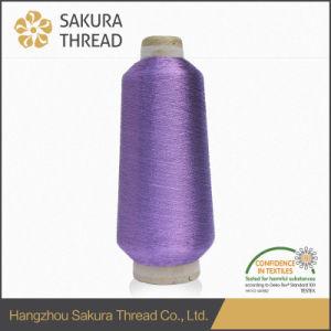 Sakura Multicolor Mh Metallic Thread for Weaving pictures & photos