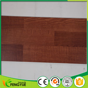 Brown Color Environmental Luxury Vinyl Flooring pictures & photos