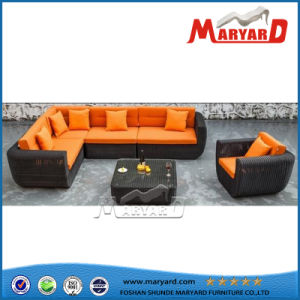 China Metal and Rattan Garden Outdoor Furniture pictures & photos