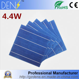4.6W 156 X 156mm Photovoltaic Poly Solar Cells for DIY Solar Panel System pictures & photos
