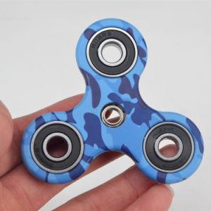 Finger Spinning Top Gyro Spinner Hand Red Fidget Fingertip Adult Desk Toy Fidget pictures & photos