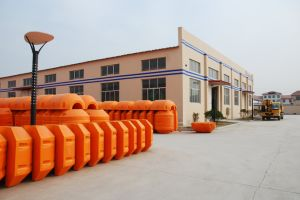 HDPE Pipe with Dredging Floater pictures & photos