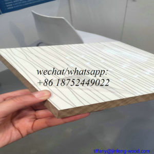 High Glossy UV Coated Melamine MDF 1220*2440mm for Furniture pictures & photos