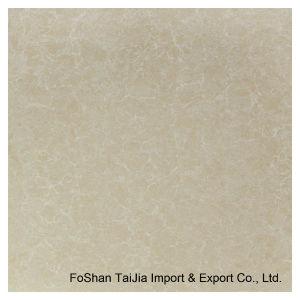 600X600mm Building Materials Yellow Pilate Polished Porcelain Floor Tile (TJ6202) pictures & photos