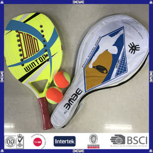 New Design 3k Carbon Beach Paddle Tennis Racket pictures & photos