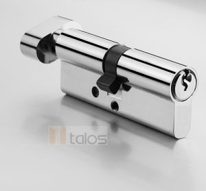 En1303 Euro Thumbturn Cylinder Lock Chrome Plating pictures & photos