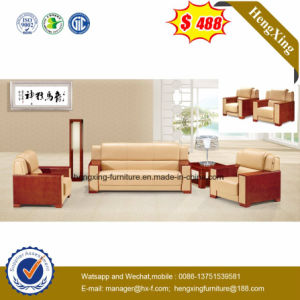 Genuine Leather Office Sofa, Office Furniture, Leisure Sofa (HX-CS031) pictures & photos