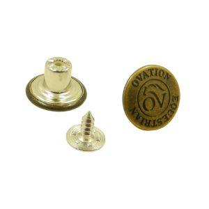 Metal Button pictures & photos