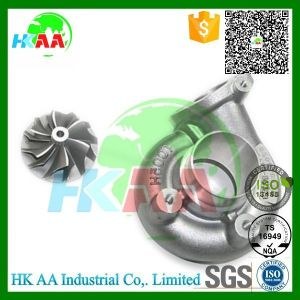 5 Axis Simultaneous Motion High Performance Aluminum Impeller Turbine Wheel pictures & photos