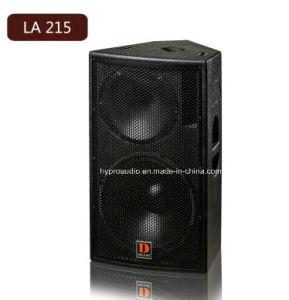 La215 Stage Monitor Speaker, Portable Speaker, Active Line Array pictures & photos