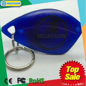 ABS LF EM4200 RFID access control Proximity Key Fob pictures & photos
