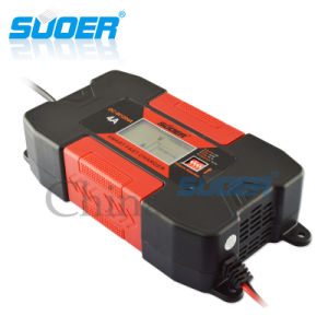 Suoer 12V 4A Smart Fast Rechargeable Battery Charger with Adapter Function with Ce (DC-W1204A) pictures & photos