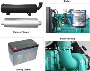 50kw Marine Diesel Generator Set pictures & photos