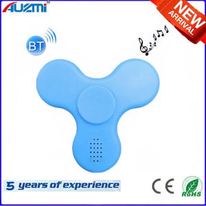 New Style Bluetooth Spinner with LED Light and Speaker