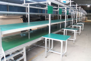 Belt Assembly Line with Ce Certificates pictures & photos