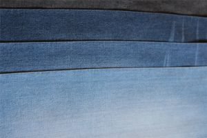 Tencel Cotton Denim Twill Indigo Denim For T-Shirt and Blouse Garments pictures & photos