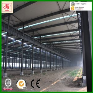 Steel Structure Large Span Building with Low Cost pictures & photos