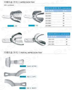 Aluminum Impression Trays pictures & photos