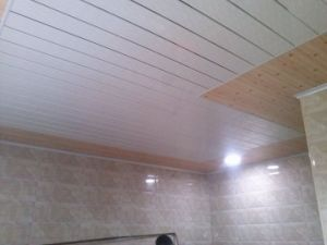 Cheaper Building Material for Interior Ceiling Decoration PVC Panels PVC Ceiling and Wall Panel pictures & photos