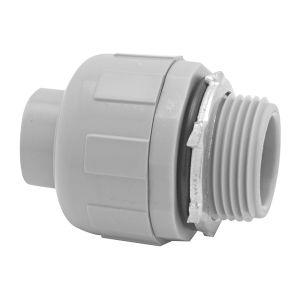 Non-Metallic Liquid Tight Conduit Box Connector pictures & photos