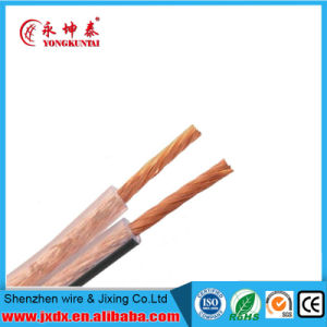 Transparent PVC Insulated Wire Copper Conductor Electric Cable pictures & photos
