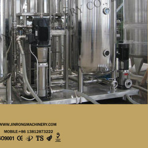 Full Automatic Beverage Mixing Machinery for Cola Water Line pictures & photos