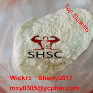 Superdrol China Suppliers Anabolic Steroids Powder 3381-88-2 Methyldrostanolone pictures & photos