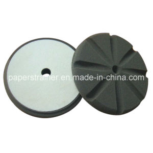Wave Foam Polishing Pad 180mm pictures & photos