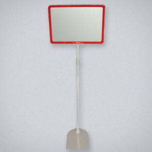 Pop Stand (Sign Holder) of Supermarket Equipment pictures & photos