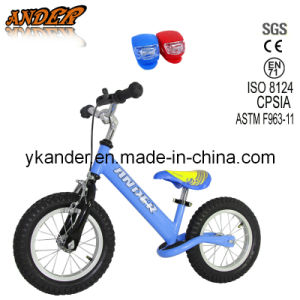 12 Size Kids Bicycle with Light / Baby Balance Bike with Fashion Design (AKB-1228)