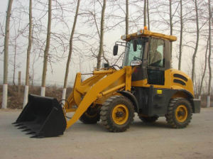 1ton Mini Chinese Front Hot Sale Wheel Loader Price for Sale pictures & photos