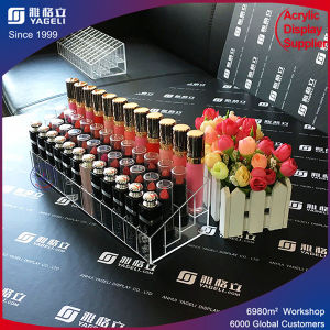 Manufacturer Made Cheap Colorful Acrylic Lipstick Holder pictures & photos