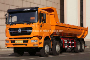Sinotruk HOWO H7 25 Ton/6X4/Dump Truck pictures & photos