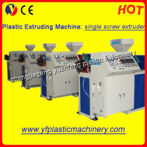 Single Screw Plastic Extruding Machinery (SJ45/25)