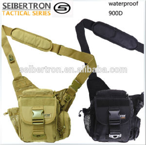 Seibertron Jumbo Versipack Multi-Functional Tactical Messenger Bag