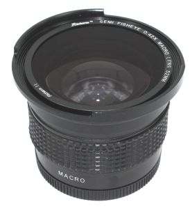 Fish Eye Camera Lens (52W4307)
