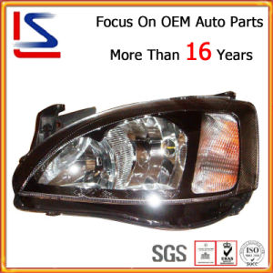 Headlight for Opel Corsa ′04/Corsa Montana ′07-′08 (LS-OPL-071-2) pictures & photos