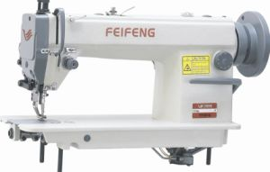 Single Needle Unison Feed Locktitch Machine (FF0818)
