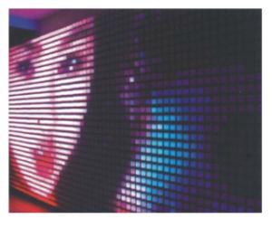 LED Bar Video Panel