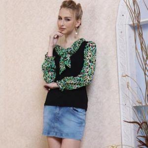 Fashion Ladies′ Blouse 11s124
