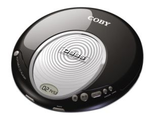 Personal MP3/CD Player with 120-Second Anti-Skip Protection (MP-CD521)